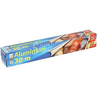 DIA Papel de aluminio rollo 30 m 1 unidad de 30 metros