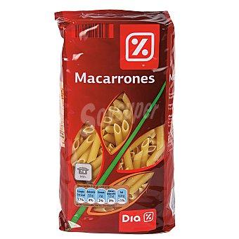 DIA Macarrones Paquete 500 gr