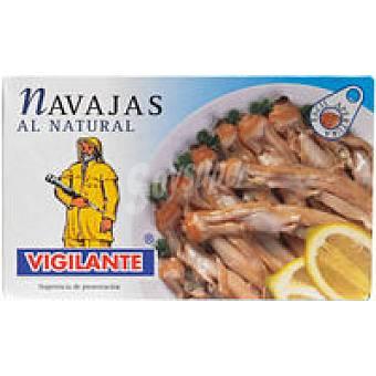 Vigilante Navaja al natural Lata 115 g