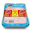 Jamón cocido lonchas Pack 2 x 160 g Campofrío