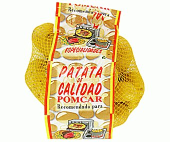 HORTALIZA Patatas para asar bolsa 2 kilogramos