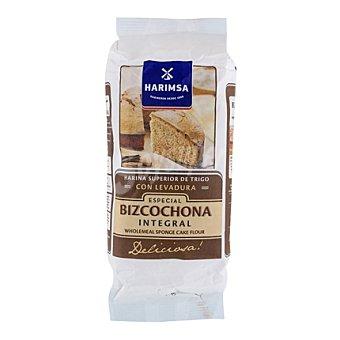 Harimsa Harina de trigo integral especial bizcochona 1 kg