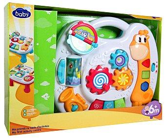 Tablero de Aprendizaje Multiactividad con Sonidos y Colores baby.