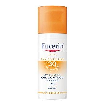Eucerin Gel-crema solar Oil Control Dry Touch FP 30 50 ml