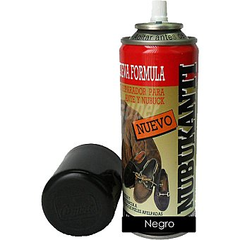 CUMBRE Limpia calzado para ante y nobuck negro spray 250 ml Spray 250 ml