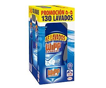 Wipp Express Detergente en polvo para lavadora 130 lavados
