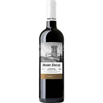 Monte Ducay Vino tinto roble D.O. Cariñena  Botella 75 cl