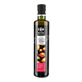Carrefour Selección Aceite de oliva virgen extra Botella de 500 ml