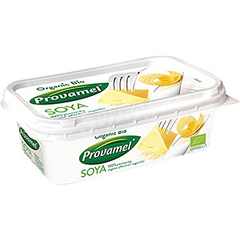 SANTIVERI PROVAMEL Bio Margarina de soja 100% vegetal sin colesterol Tarrina 250 g