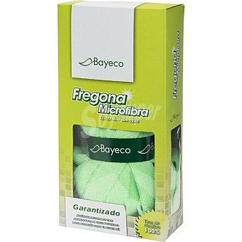 Bayeco Fregona ecológica microfibra Paquete 1 unidad
