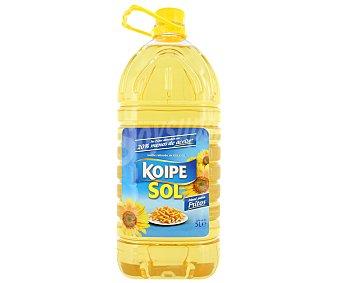 Koipesol Aceite de girasol Garrafa 5 litros
