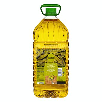 Hacendado Aceite oliva sabor intenso tapon verde Garrafa 5 l