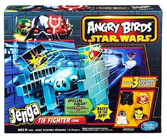 Angry Birds Juego de puntería para 2 o más jugadores Jenga Tie Fighter Star Wars, 1 unidad