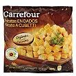 Patatas en dados 450 g Carrefour