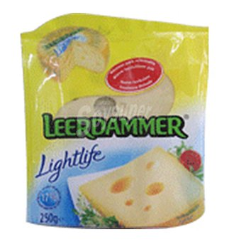 Leerdammer Queso cuña light 250 GRS
