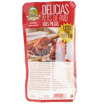 Martiko Delicias de alas de pato Bandeja 320 g