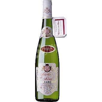 SEÑORIO DEL SOBRAL Vino blanco Albariño D.O. Rías Baixas Botella 75 cl