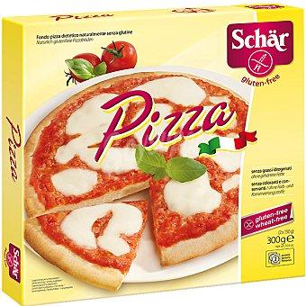 Schär Pizza sin gluten envase 300 g Envase 300 g