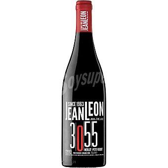 JEAN LEON vino tinto petit merlot D.O. Penedés botella 75 cl