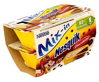 Nesquik Nestlé Yogur vainilla 2x112g