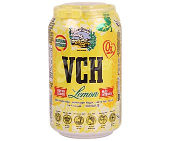 Vichy Catalán Agua con gas limón Lata 33 cl