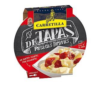 Carretilla Tapas de patatas bravas 280 g