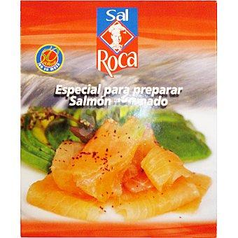 Roca sal especial para preparar salmón ahumado Paquete 1 kg