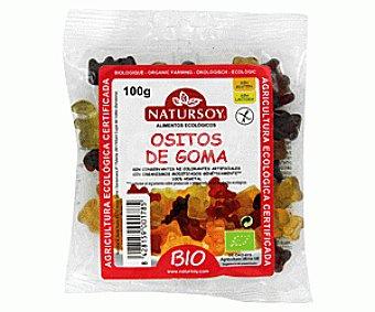 Natursoy Ositos de Goma 100g