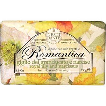NESTI DANTE Pastilla de jabón Romántica granducato e narciso Pastilla 250 g