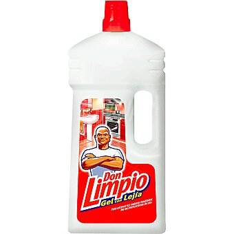 Don Limpio Limpiador en gel Botella 1,5 l