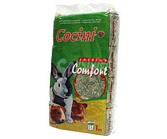 COCINI Heno para roedores 1 kilogramos