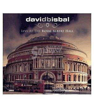 Royal Live at the albert hall cd+dvd david bisbal