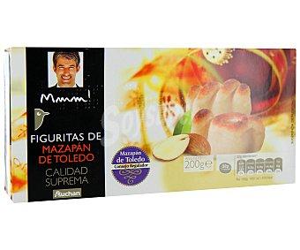 Mmm Auchan Figuritas de mazapán de Toledo 200 gramos