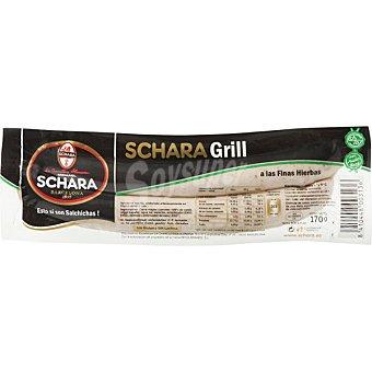 Michael Schara Salchichas grill envase 170 g 2 unidades