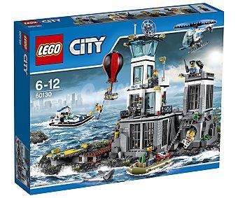 LEGO Juego de construcciones con 754 piezas Prisión de la isla, City 60130 1 unidad