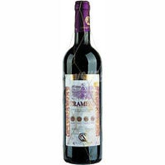 Trampal Vino Tinto Crianza Extremadura Botella 75 cl