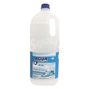 Carrefour Agua de plancha destilada 2 l