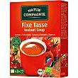 Sopa instantanea de tomate Bio ecologica caja 79 g 79 g Natur Compagnie