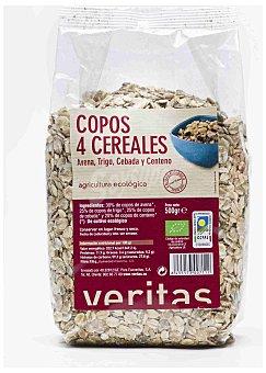 Veritas Copos de Quatro Cereales Eco Veritas 500 gr