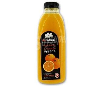 SoNatural Zumo de naranja fresca 75 Centilitros