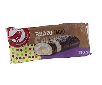 Producto Alcampo Brazo de cacao 250 g