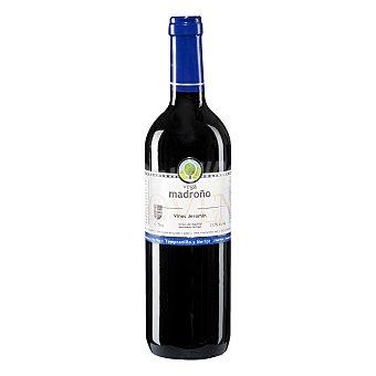 Vega Madroño Vino tinto con denominación de origen Vinos de Madrid botella de 75 cl
