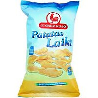 EL GALLO ROJO Patatas Laikt bolsa 140 g