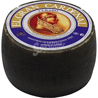EL GRAN CARDENAL Queso curado mezcla  3 kg (peso aproximado pieza)