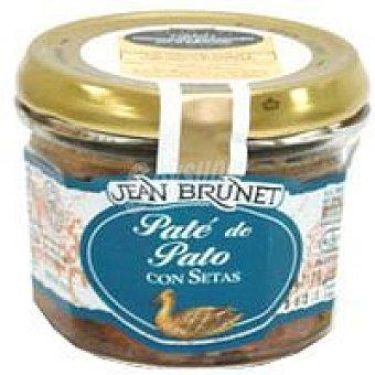 J. Brunet Paté de pato con setas Tarro 180 g