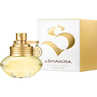 Shakira eau de toilette natural femenina Spray 30 ml
