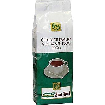 Horno San José Chocolate a la taza Paquete 1 kg