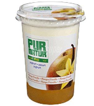 Pur Natur Yogur bio mango/vainilla plástico 500 g
