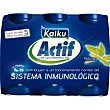 Actif natural Pack 6x70 ml Kaiku