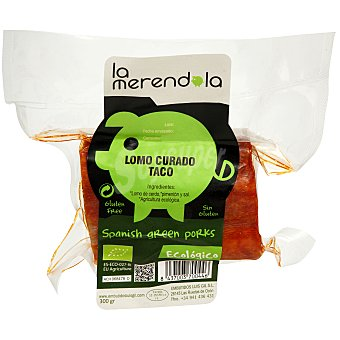 La Merendola Lomo Curado Taco 280 Gramos